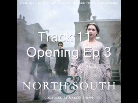 North & South Soundtrack (BBC 2004) Track 11 - Opening Ep 3