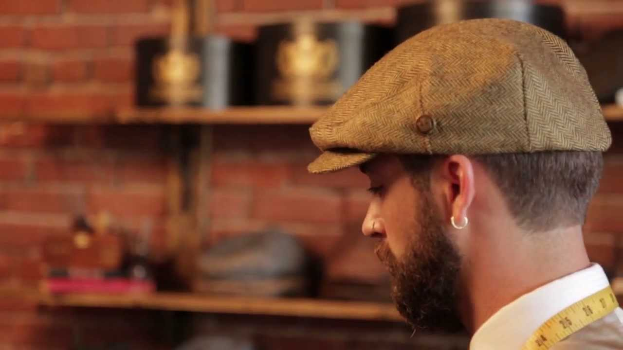 How to Pick Your Perfect Flatcap - YouTube 0cf52b15371