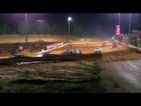6-2-18 Southern Raceway Pure Stock Feature