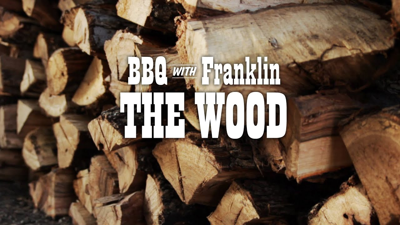 Bbq With Franklin The Wood