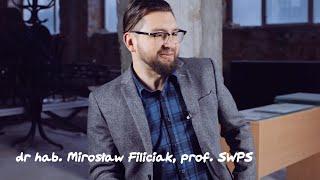 Internet, media, kulturoznawstwo, pasja - prof. Mirosław Filiciak i Andrzej Tucholski - Można!