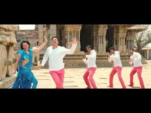 Dhadang Dhang  Official New Item Song Rowdy Rathore 2012 Ft  Akshay Kumar HD   YouTube
