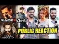 Race 3, Thugs Of Hindostan, Zero | कौनसी फिल्म के लिए PUBLIC EXCITEMENT | Public Reaction