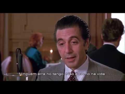 Al Pacino Perfume De Mulher Cena Legendado Tango
