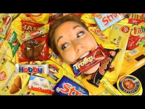 She LOVES Norwegian Candy!!