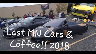 Last MN Cars & Coffee of 2018 | October 2018