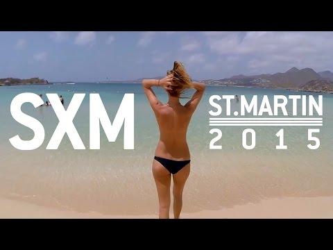 SXM - Saint Martin 2015