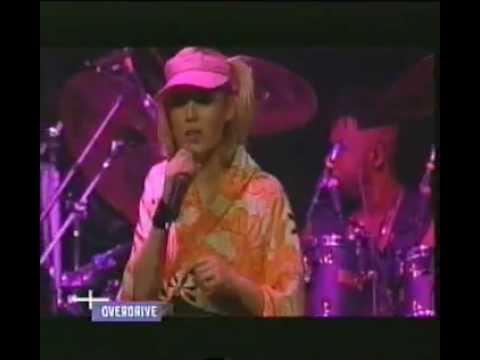 Moloko - Ho Humm (Winston Hazel Version) (Live on Viva's Overdrive 2000)