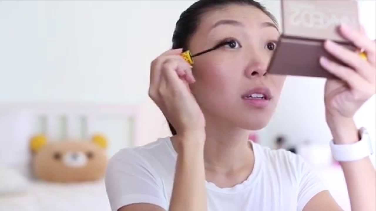 Asian Natural Everyday Makeup Tutorial - YouTube