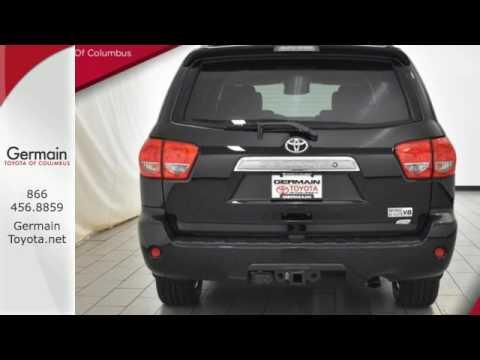New 2017 Toyota Sequoia Columbus, OH #55111   SOLD