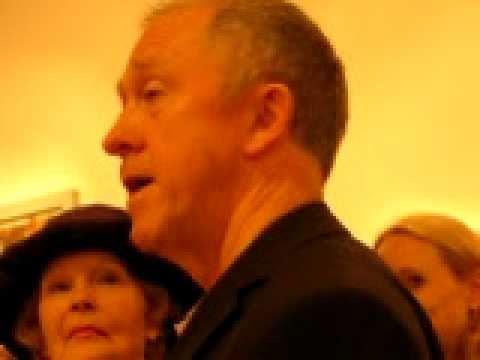 Matthew Collings threadneedle prize talks 2010 part 1