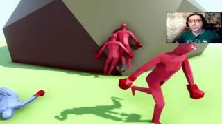 Totally Accurate Battle Simulator Пьяная драка сказочных придурков