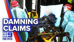 Coronavirus: 1000 active cases across Melbourne nursing homes | 9 News Australia