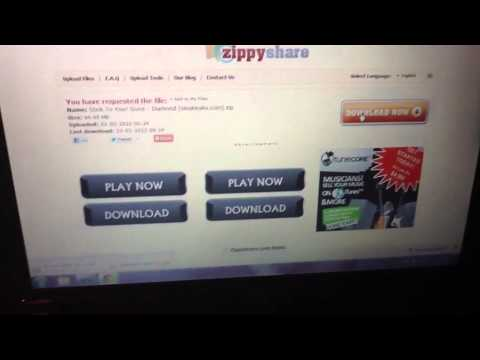How To Download From Zippyshare Why I Use It Youtube