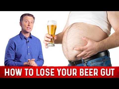 How To Reduce Beer Belly