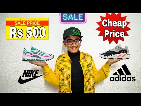 Buying Fake Sneakers In Chashman Market 2021[nike Sneakers In Pakistan At Cheapest Price Rs500]