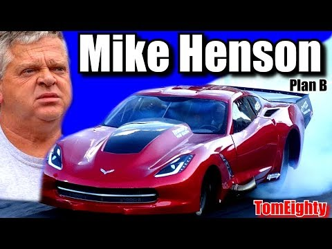 Street Outlaws Mike Henson   Plan B