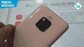 Huawei Mate 20 Pro | Primeras impresiones