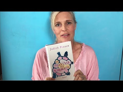 Judith Pinnow über ihren Roman ›Die Phantasie der Schildkröte‹