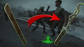 FALLOUT 4 How To Equip Two Legendary Effects On ONE Weapon GUIDE