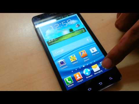 Galaxy S Infuse 4G - SGH-I997R (Jelly Bean 4.2.2 built-in Khmer unicode)