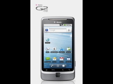 T-Mobile G2 Their Comeback Phone?