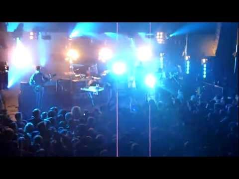 Bombay Bicycle Club - Shuffle (MULTI ANGLE) Rock City October 17th 2011