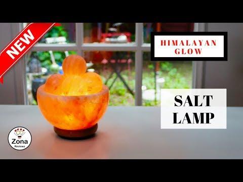 😍 HIMALAYAN GLOW    ❤️Himalayan Salt Lamp - Review    ✅