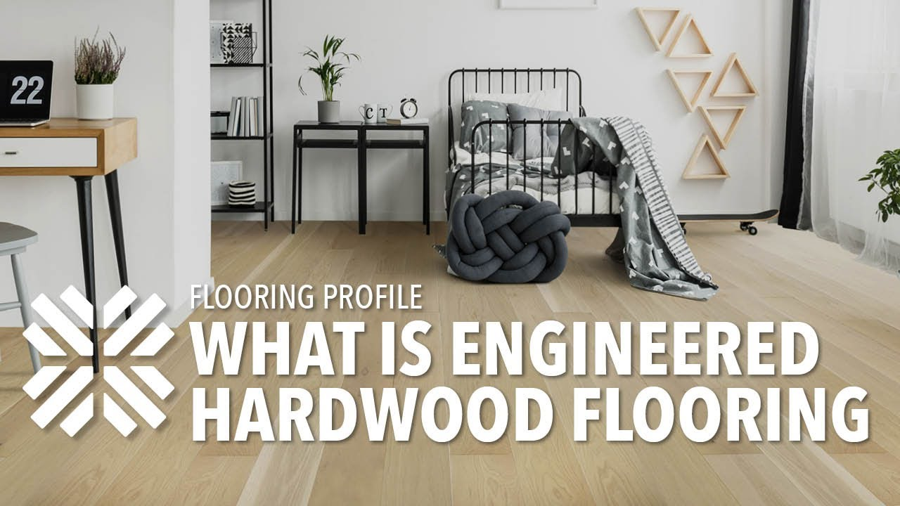 Engineered Vinyl Plank Evp Flooring Youtube