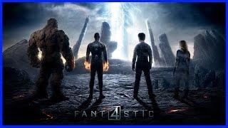 Обзор трейлера Фантастическая четверка Fantastic Four (2015)