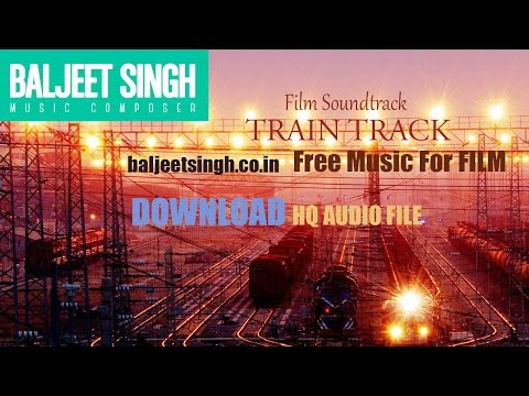 FREE  Background Music  |  Train Track...