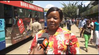 Cashless Fare System In Matatus, Buses Starts