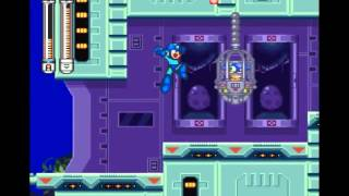 Mega Man 7 - Mega Man VII BLIND (2 of 4) - User video