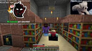 April Fools on the Dream SMP | BadBoyHalo Stream