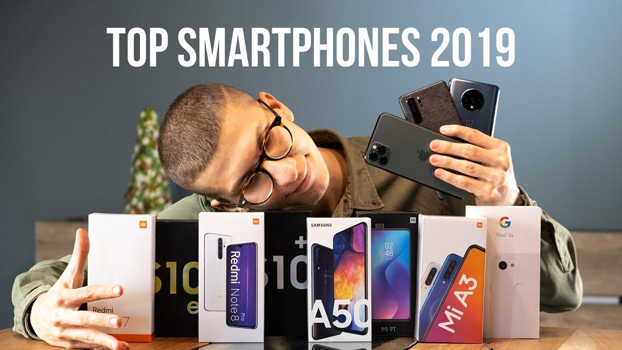 Top smartphone-uri 2019 pentru toate buzunarele (review română)