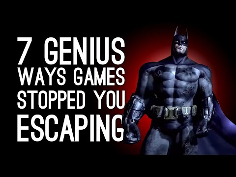 7 Genius Ways Games Stopped You From Escaping Them: Commenter Edition Part 2