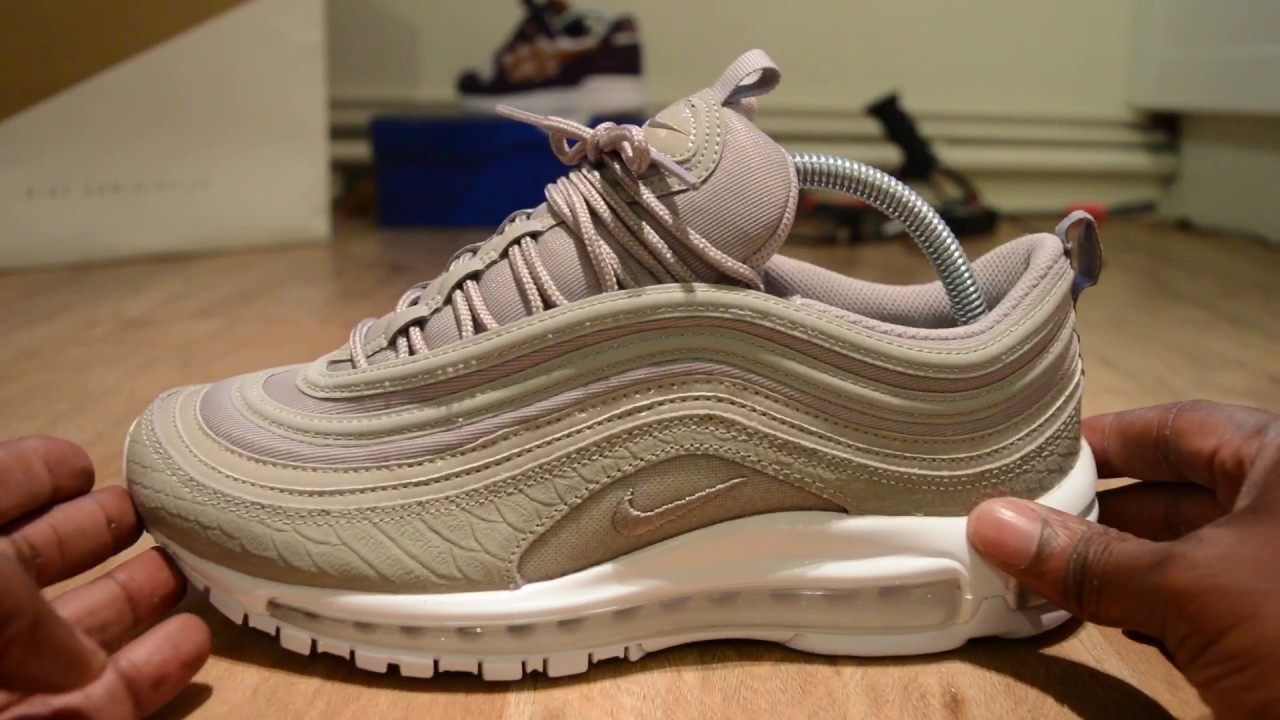 Nike Air Max 97 Premium 'Cobblestone' Where to Buy Nike