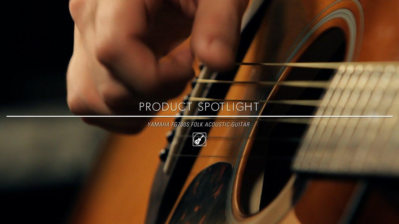 Yamaha fg700s Review - Guitar Mesh