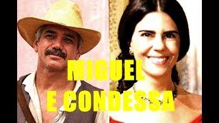 Baixar Tema de Miguel e Condessa de Campos (Tomásia) -  A Escrava Isaura (Record)