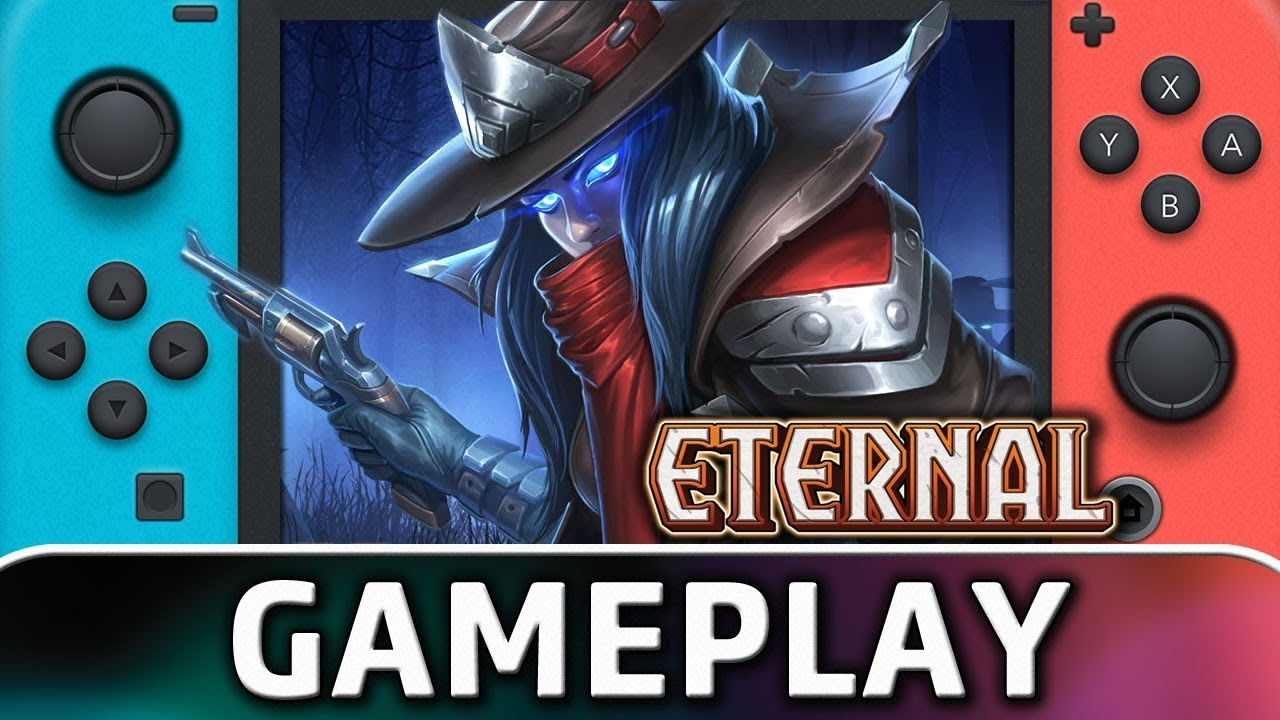 Eternal Card Game | First 25 Minutes on Nintendo Switch