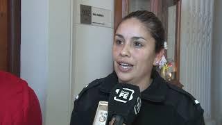 La provincia capacita en primeros auxilios al personal de la Unidad Policial de Casa de Gobierno