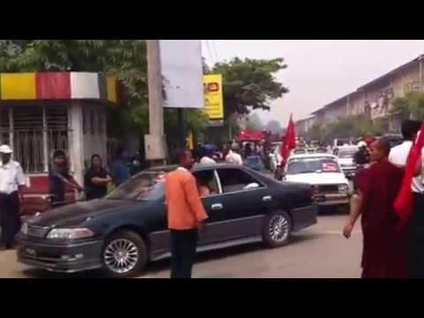 Witness to Democracy in Myanmar
