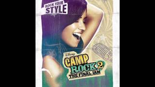 Camp rock 2 We can't Back Down