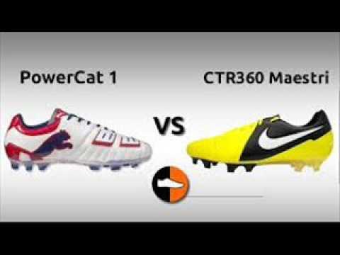 sélection premium d4a67 6d87a nike vs puma shoes