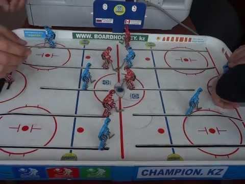 Советский настольный хоккей - youtube GD410