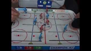 Советский настольный хоккей