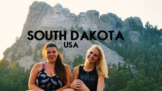 MOUNT RUSHMORE | JIŽNÍ DAKOTA - USA