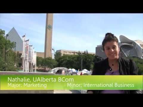 University of Alberta: Explore downtown Edmonton!