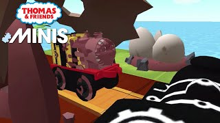 Thomas and Friends Minis - Bumble Bee James Thomas Minis 2021 Train Track! ★ iOS/Android (by Budge)