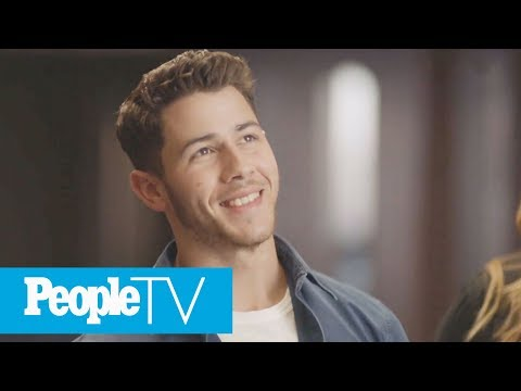 Nick Jonas Says His Connection With Wife Priyanka Chopra Was 'Instant' | PeopleTV